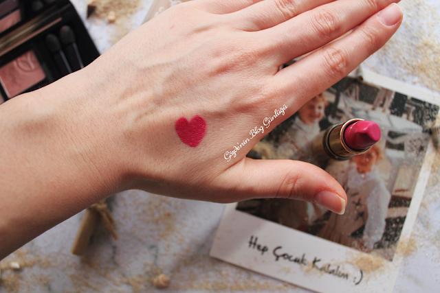 H&M Lipstick Kullananlar