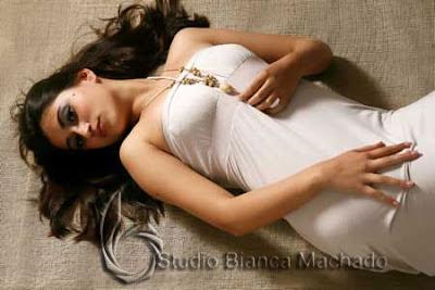 book fotografico modelo feminino