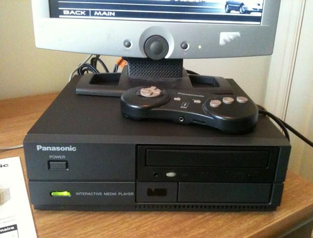 Retro Treasures: Panasonic (M2) 3DO FZ-35S