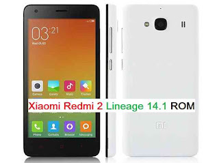 [Custom] [ROM] Lineage 14.1 Nougat for Redmi 2