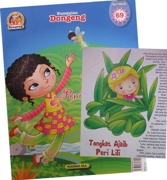 Contoh Dongeng Pelipur Lara Contoh Fair