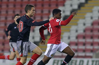 19-Year-Old Manchester United Starlet Wants To Play For Super Eagles