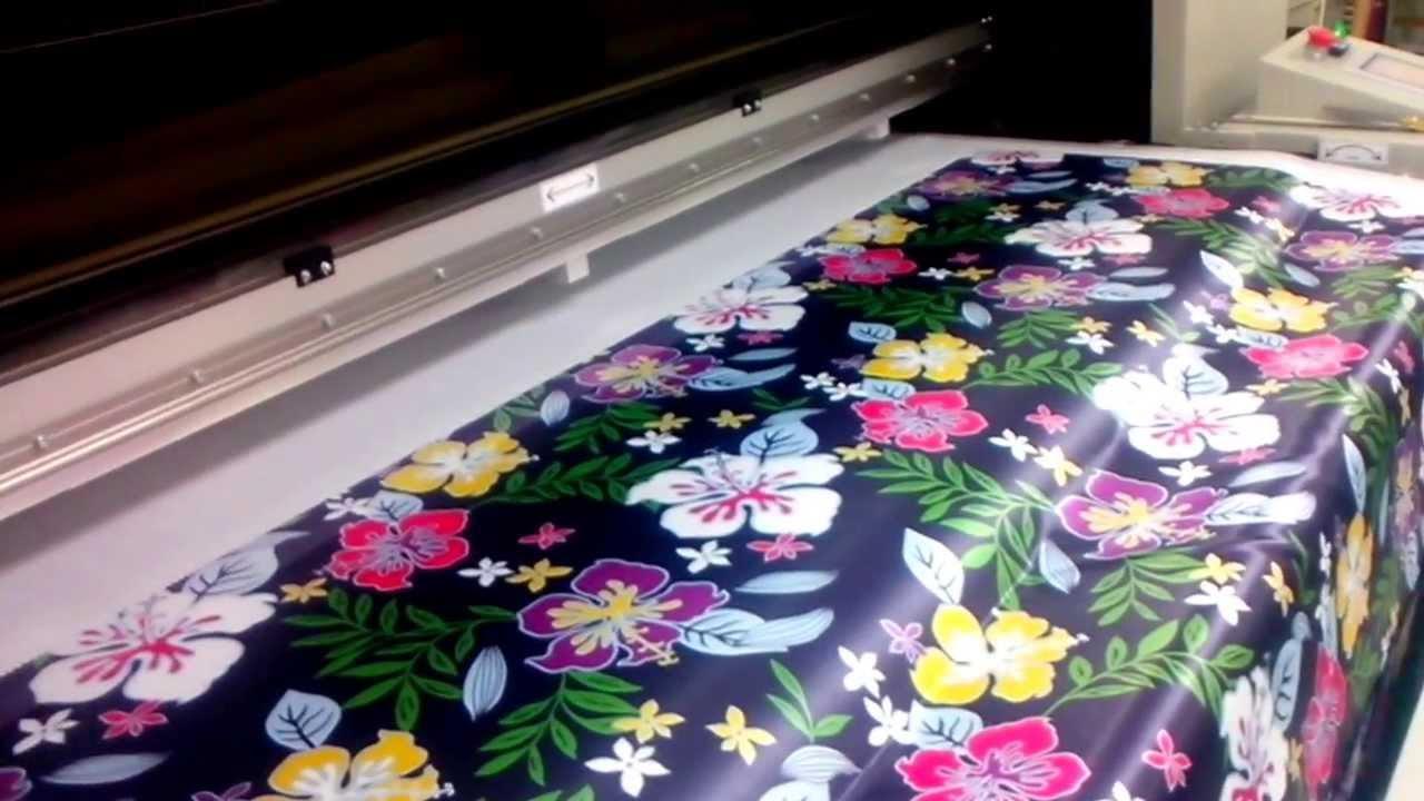 4 Kelebihan Menggunakan Print Kain Tekstil