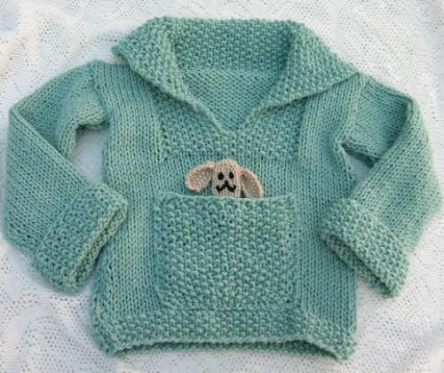 Pudding Pie Sweater - Free Pattern
