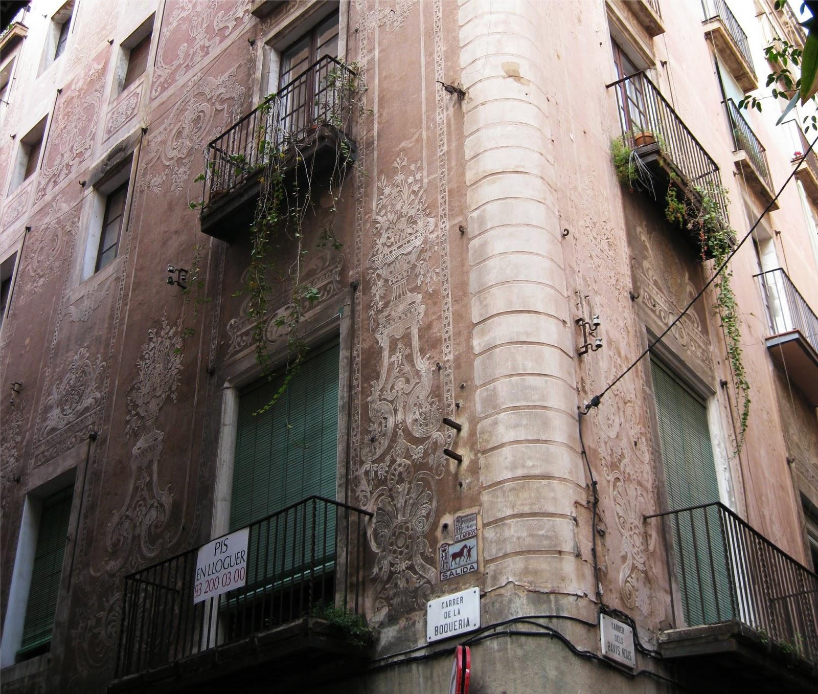 Milerenda paseos curiosos por barcelona 5 parte - Calle boqueria barcelona ...
