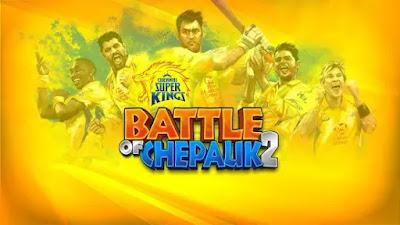 Chennai Suer Kings Battle Of Chepauk 2