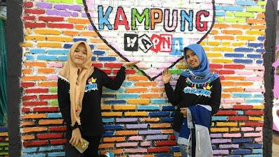 Tiket Masuk Dan Lokasi Kampung Warna Bobotsari Purbalingga