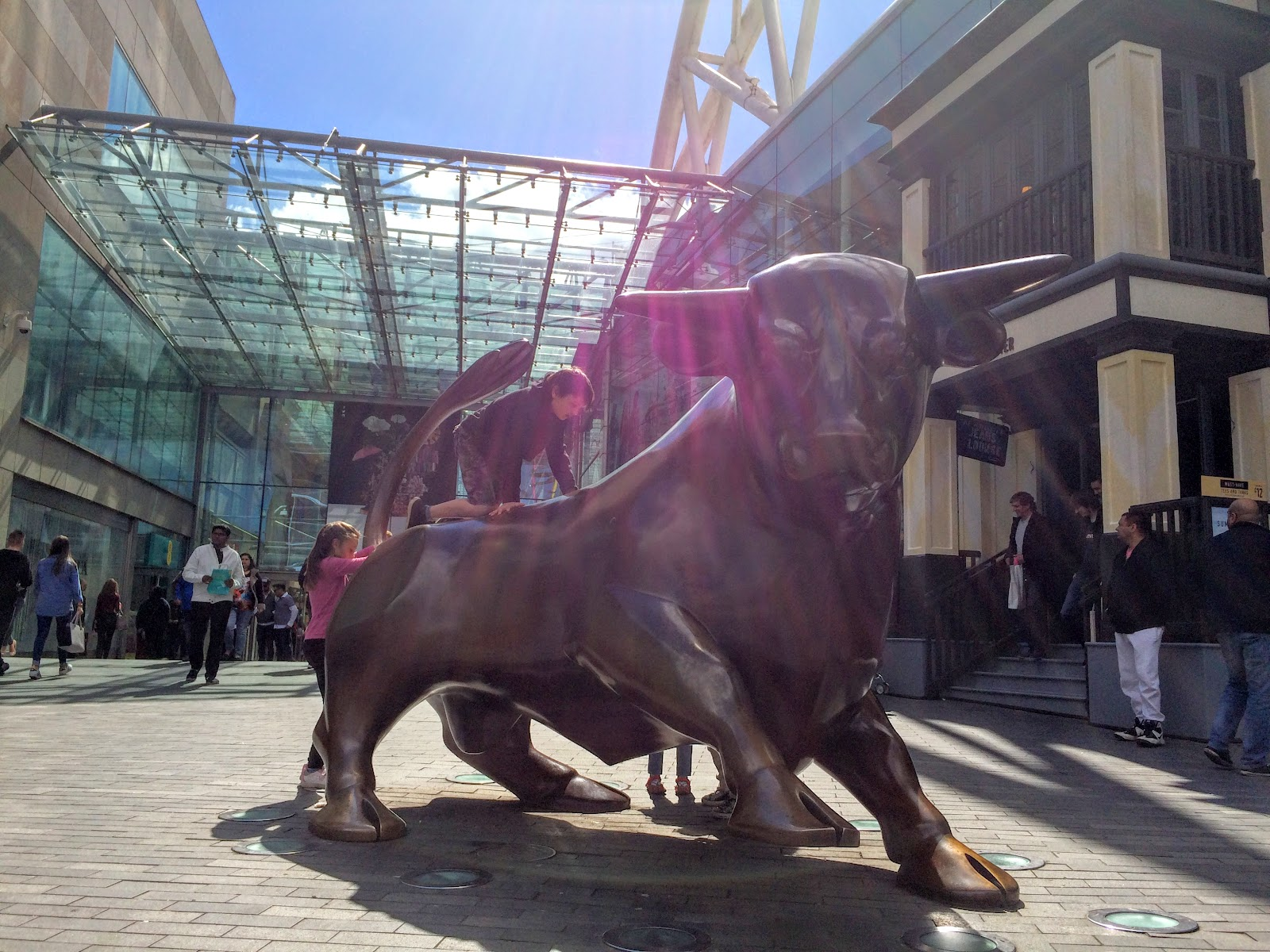 The Bull, The Bullring, Birmingham City Centre
