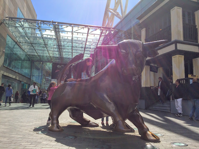 The Bull, The Bullring, Birmingham City Centre