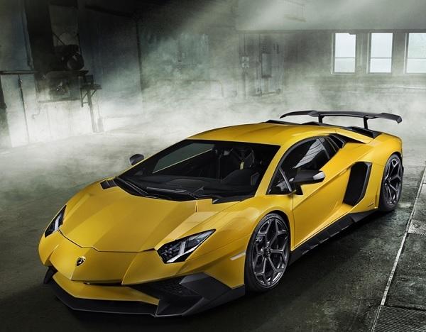 Lamborghini Aventador SV Novitec Torado