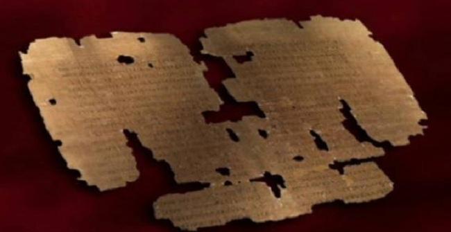 Ανακάλυψαν το πρώτο γνήσιο αντίγραφο στα ελληνικά της γνωστικής «Αποκάλυψης του Ιακώβου»