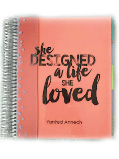 erin condren 2015 life planner life she loved she designed a life she loved coral