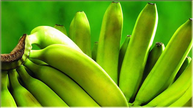 gambar pisang ambon lumut ijo