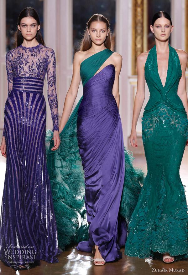 Trendsfor 2014 Zuhair Murad Fallwinter 2012 2013 Couture