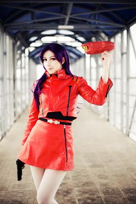 Misato Katsuragi (Neon Genesis Evangelion)