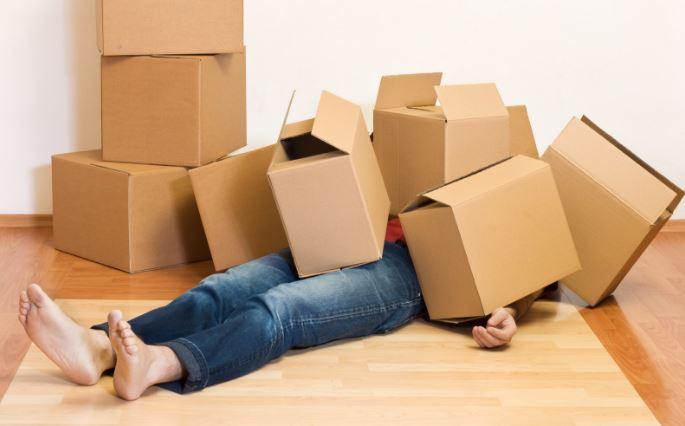 Bí quyết giảm stress khi chuyển nhà