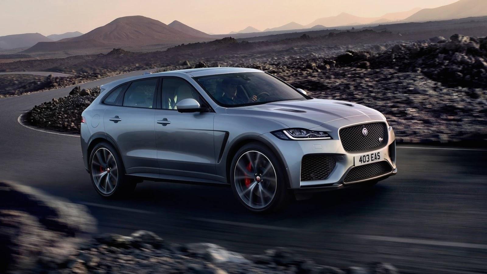 2020 Jaguar F Pace Review.Carshighlight Com Cars Review Concept Specs Price 2020