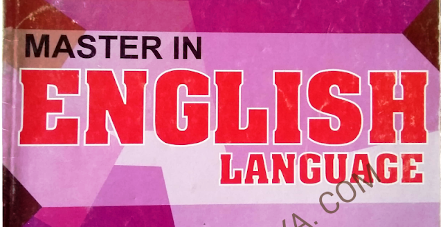 Master in English Language by Mahendra's Publication PDF Download