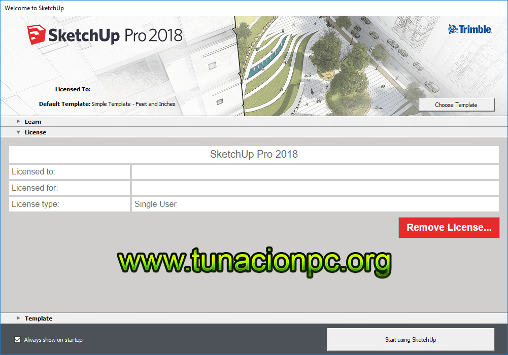 SketchUp Pro Final Imagen
