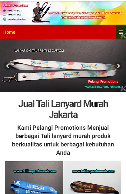 Talilanyardmurah.com