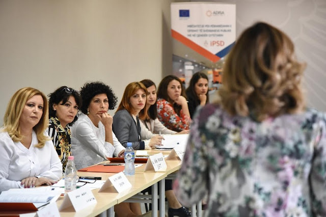 More that 1.5 thousand Albanian public employees to be trained in Ethical Code