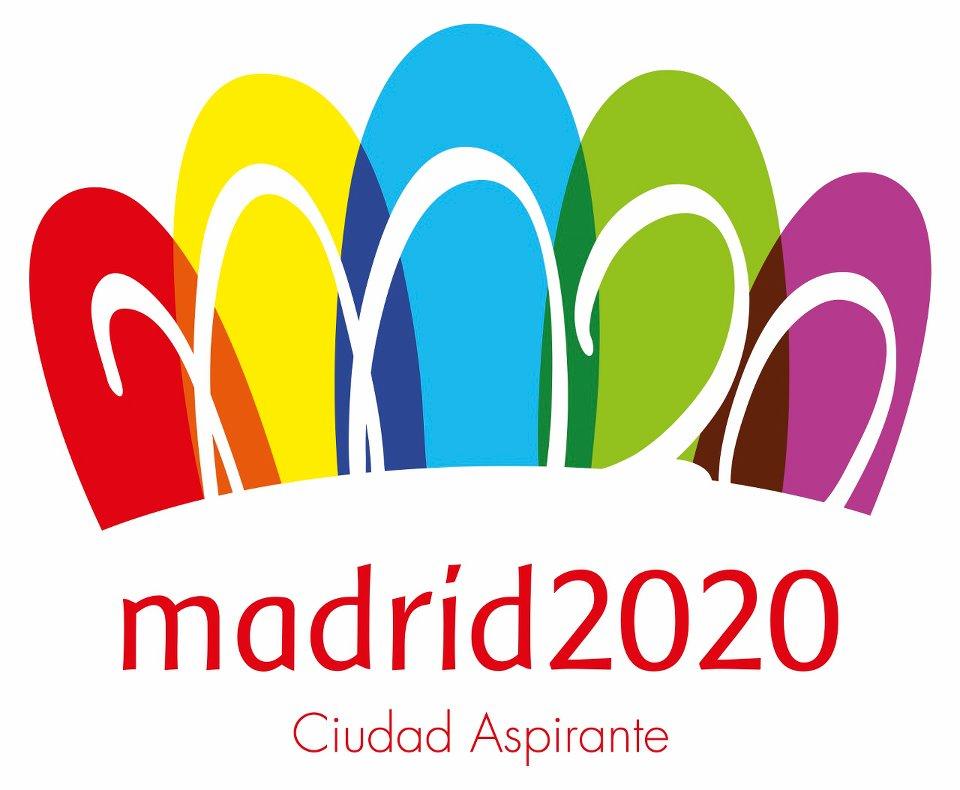 Madrid 2020 El Logotipo De La Polemicamarketing Deportivo Md