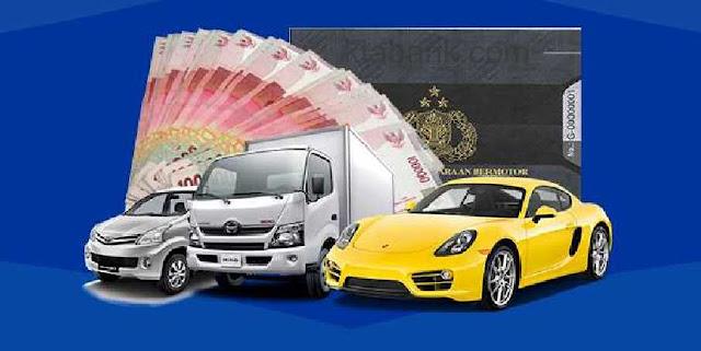 cara pinjam uang di adira finance jaminan BPKB Motor/ Mobil
