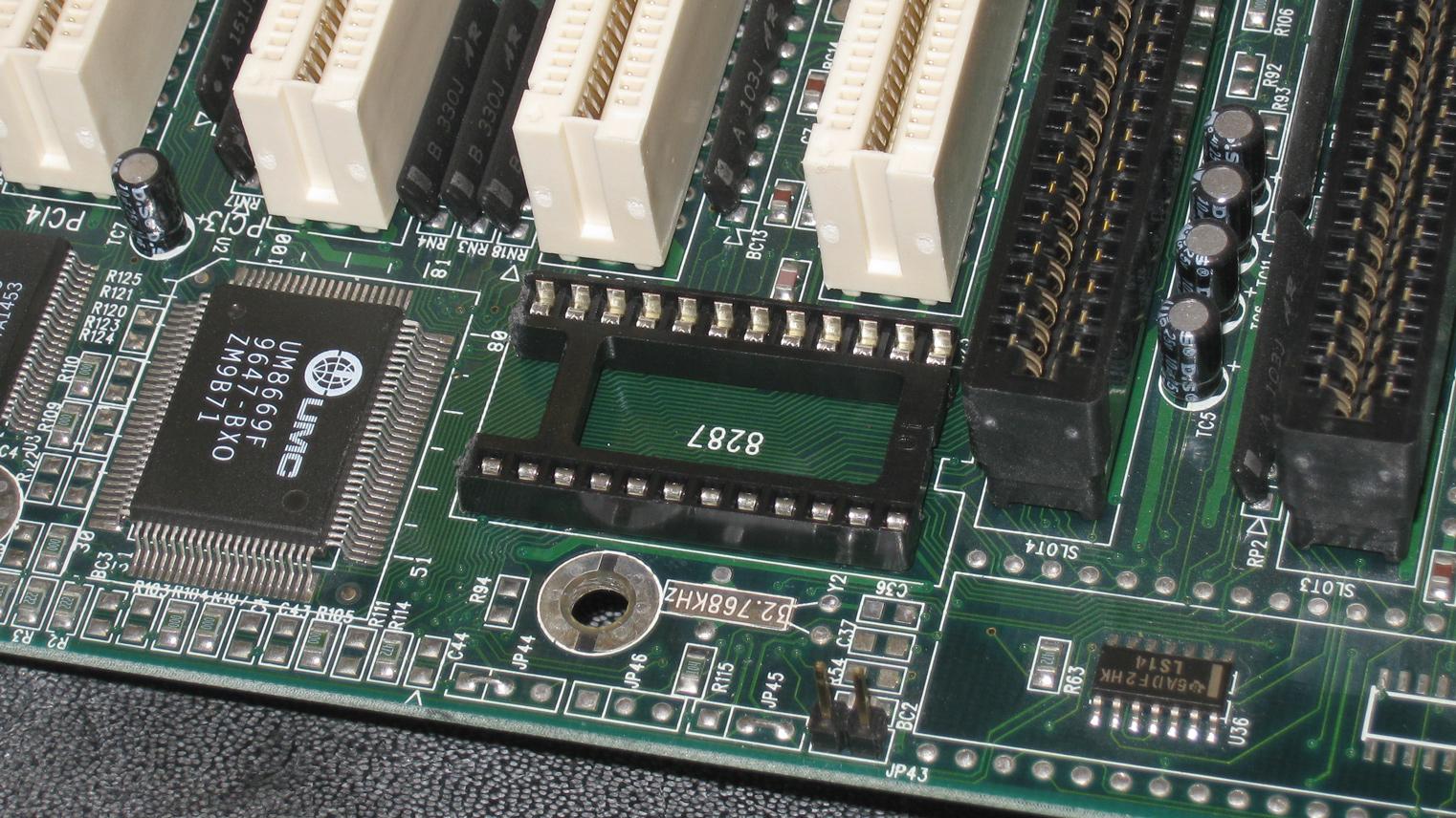 DextersLab2013: Dallas DS12887A NVRAM PC CMOS External