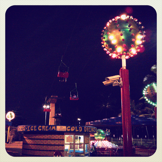 Durban beachfront FunFair