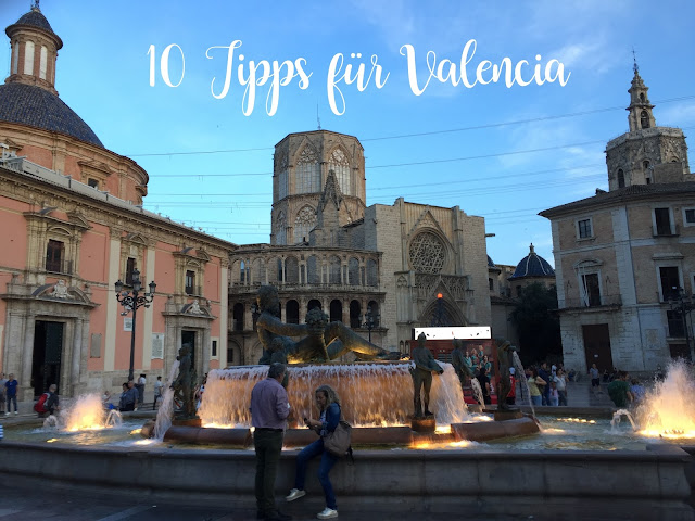 10 Tipps Valencia Citytrip Sightseeing Food Beach
