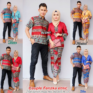 Batik Couple Ferizka
