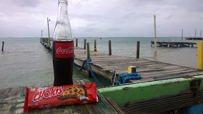 Coca-Cola Belize dock Hurricane Earl