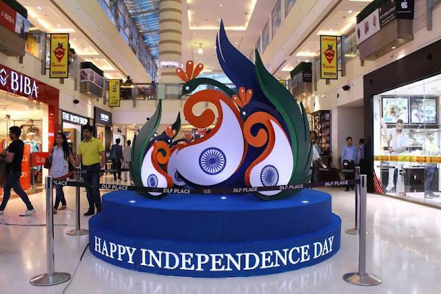 This Independence Day, DLF Place, Saket will make long weekends seem short!