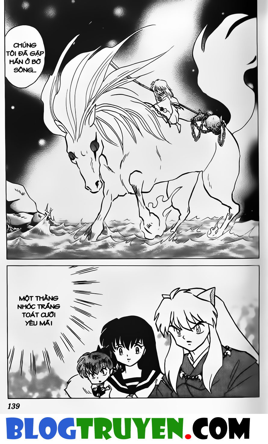Inuyasha vol 30.8 trang 8