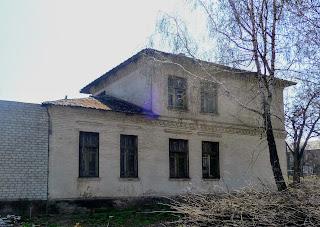 Краматорськ. Будинок Коршунів. Вул. Сахалінська, 10