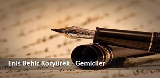 Enis Behiç Koryürek {featured}