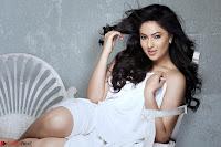 Nikeesha Patel in White Short Dress ~ Exclusive Celebrity Galleries 002.jpg