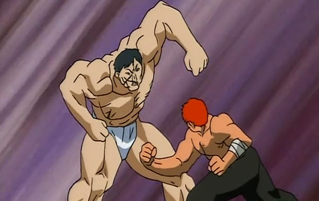 Baki The Grappler Episode 07 Subtitle Indonesia