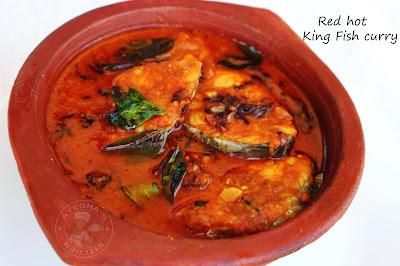 ayeshas kitchen fish recipes tasty yummy easy fish curry recipe with less ingredients ayakoora mulakittath / king fish steaks recipe