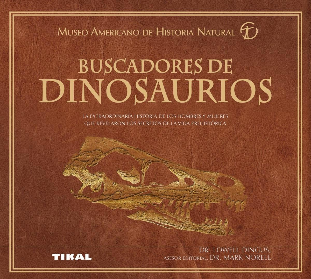 Buscadores de Dinosaurios TIKAL
