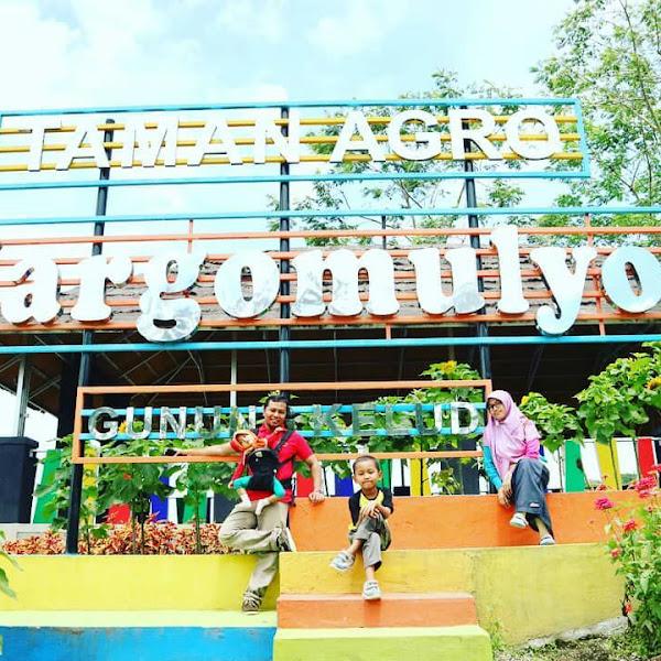 Singgah Di Taman Agro Margomulyo Gunung Kelud