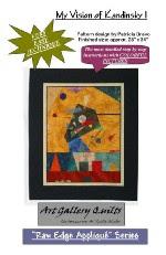 Kandinsky Quilt by Patricia Bravo