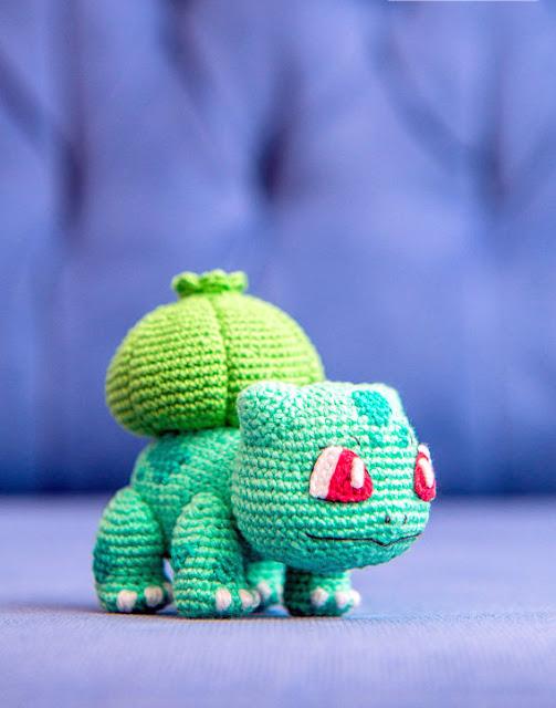 Amvabe Crochet Crochet Pokemon