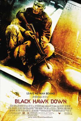 Black Hawk Down Poster