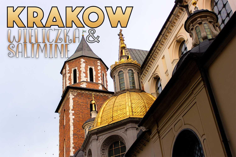 krakow wieliczka salt mine