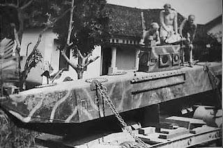 Kisah Letkol D Ginangan dan Prototipe Kapal Selam Pertama Indonesia