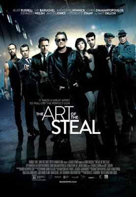 The Art of the Steal ขบวนการโจรปล้นเหนือเมฆ