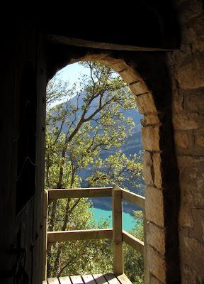 Mirador de la ermita de Sta. Quiteria y San Bonifacio
