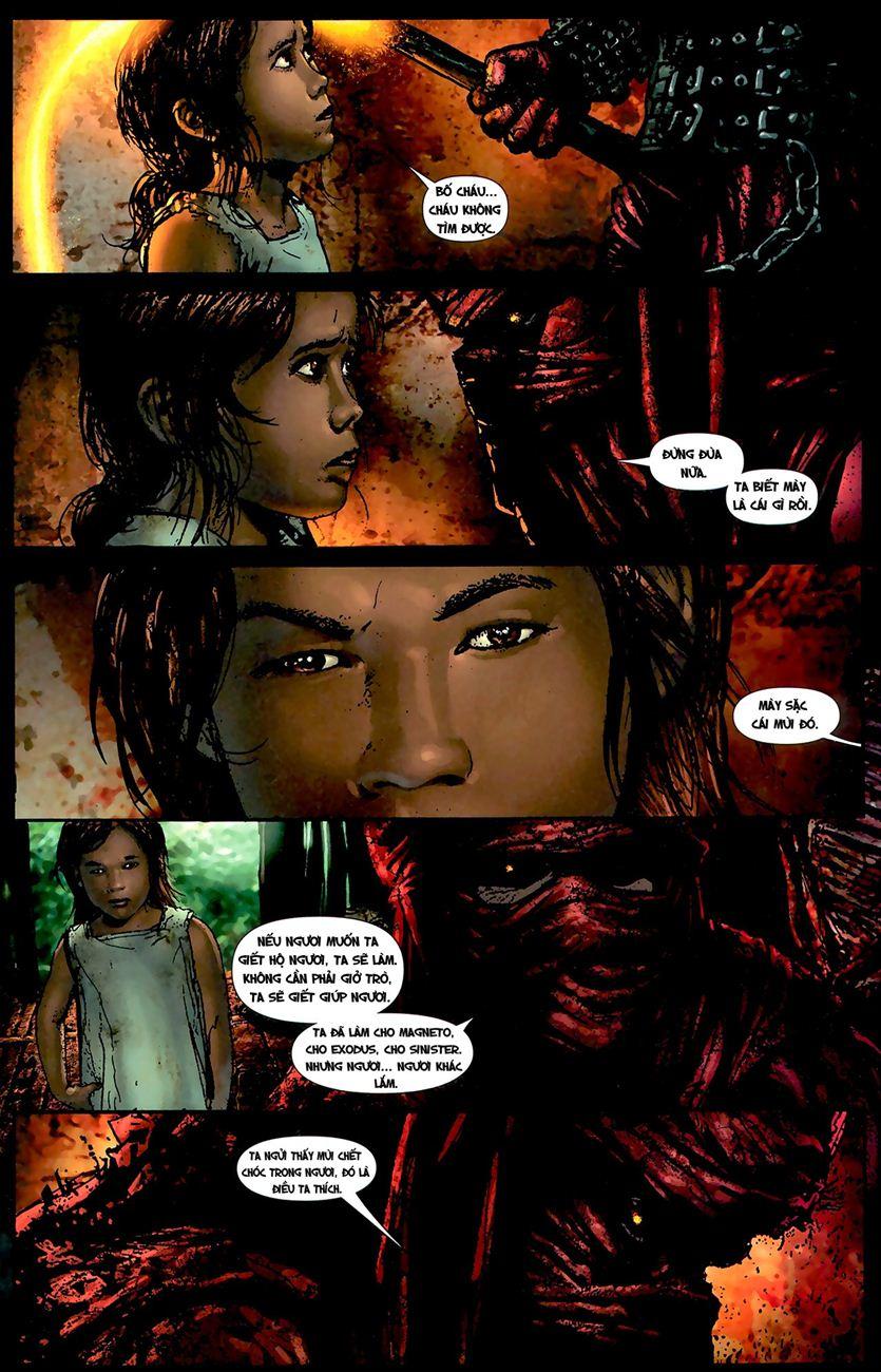 X-Men Necrosha chap 5 trang 24