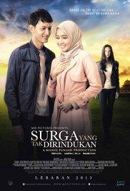 Surga Yang Tak Dirindukan (2015)